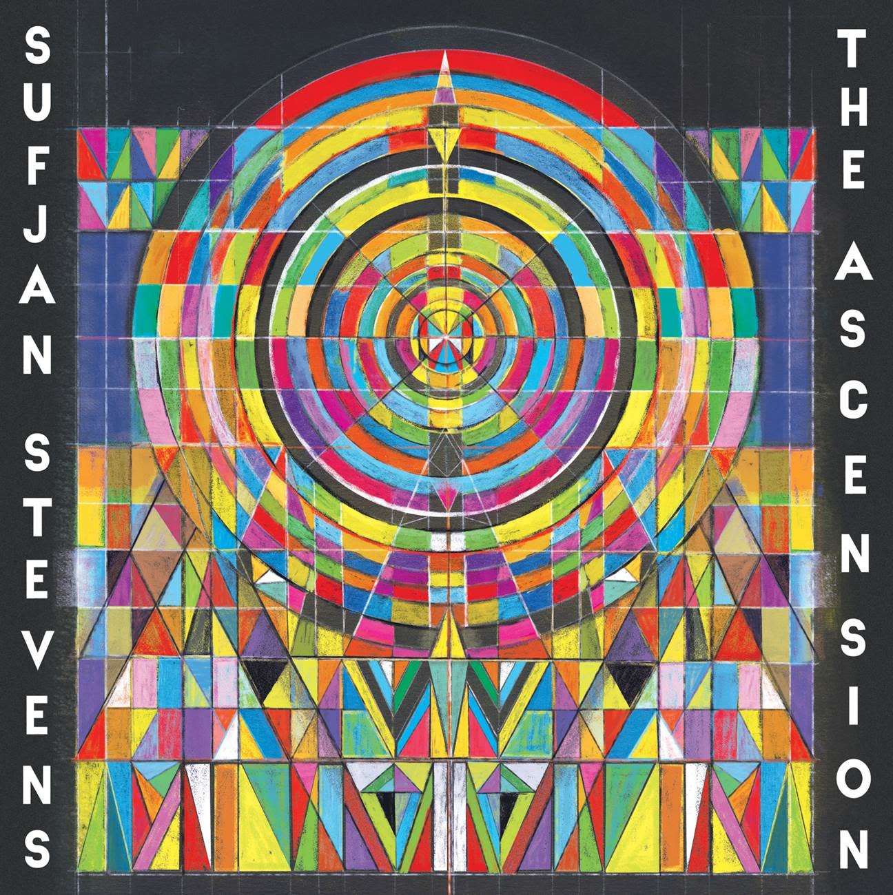 Asthmatic Kitty Records Sufjan Stevens - The Ascension