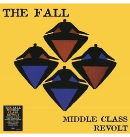 Demon Records The Fall - Middle Class Revolt (Coloured Vinyl)