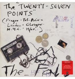 Demon Records The Fall - The Twenty-Seven Points: Live 92-95 (Coloured Vinyl)