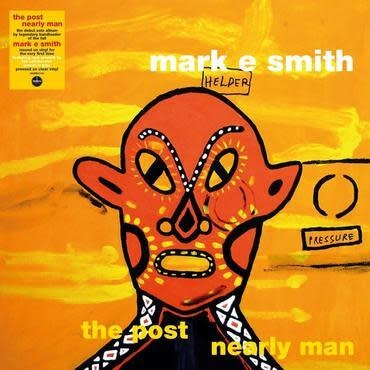 Demon Records Mark E Smith - The Post Nearly Man (Coloured Vinyl)