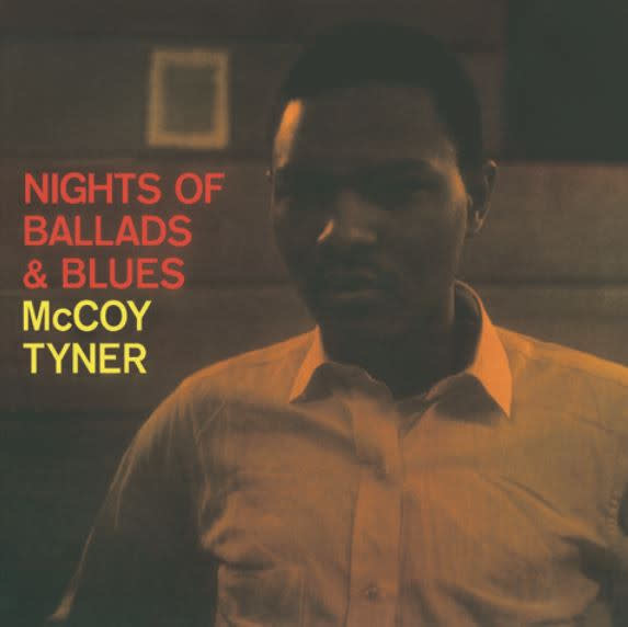 Down At Dawn McCoy Tyner - Nights Of Ballads & Blues