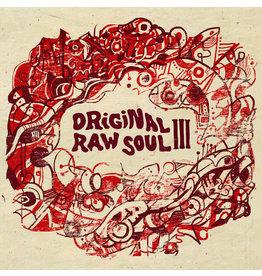Now-Again Records Various - Original Raw Soul III