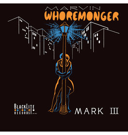 Now-Again Records Marvin Whoremonger - Mark III