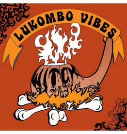 Now-Again Records WITCH - Lukombo Vibes