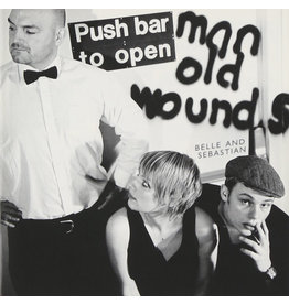 Jeepster Belle & Sebastian - Push Barman To Open Old Wounds (Deluxe Edition)