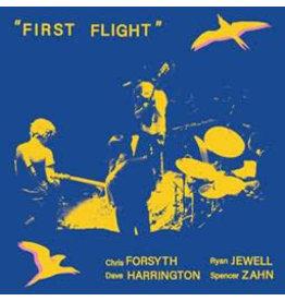 Algorithm Free Records Chris Forsyth / Dave Harrington / Ryan Jewell / Spencer Zahn - First Flight (Coloured Vinyl)