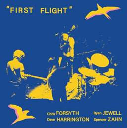 Algorithm Free Records Chris Forsyth / Dave Harrington / Ryan Jewell / Spencer Zahn - First Flight (Coloured Vinyl)