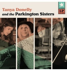 American Laundromat Tanya Donelly and the Parkington Sisters - Tanya Donelly and the Parkington Sisters (Coloured Vinyl)