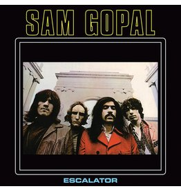 Audio Clarity Sam Gopal - Escalator