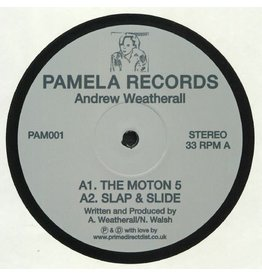 Pamela Records Andrew Weatherall - Pamela #1