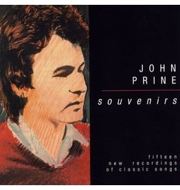 Oh Boy Records John Prine - Souvenirs