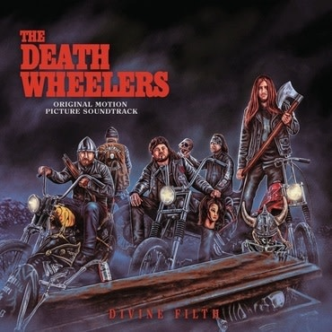 Riding Easy Records The Death Wheelers - Divine Filth