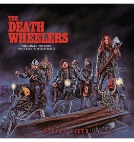 Riding Easy Records The Death Wheelers - Divine Filth (Coloured Vinyl)