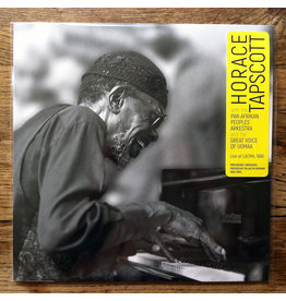 Dark Tree Horace Tapscott with the Pan Afrikan Peoples Arkestra and the Great Voice of UGMAA - Live at LACMA, 1998