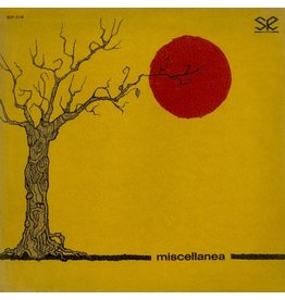 Cometa Edizione Musicali Italy Luigi Zito - Miscellanea (Clear Vinyl)