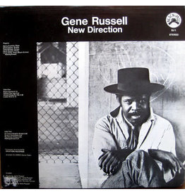 Real Gone Music Gene Russell - New Direction