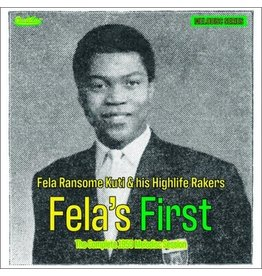 Cadillac Records Fela Kuti - Fela's First: The Complete 1959 Melodisc Session
