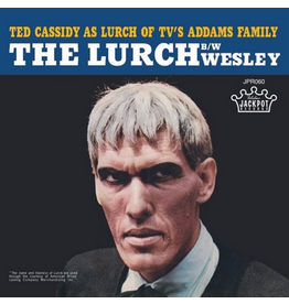 Jackpot Records Ted Cassidy - The Lurch
