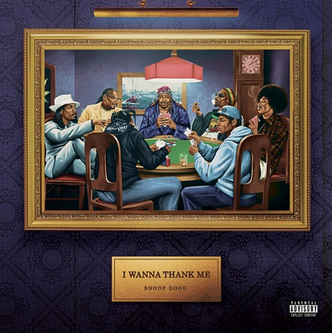 Empire Snoop Dogg - I Wanna Thank Me (Coloured Vinyl)
