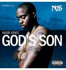 Get On Down Nas - God's Son (Coloured Vinyl)