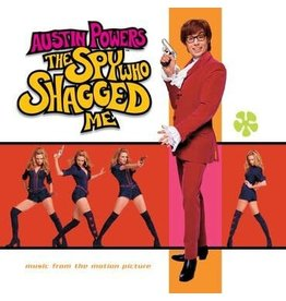 Maverick Various - Austin Powers: The Spy Who Shagged Me OST