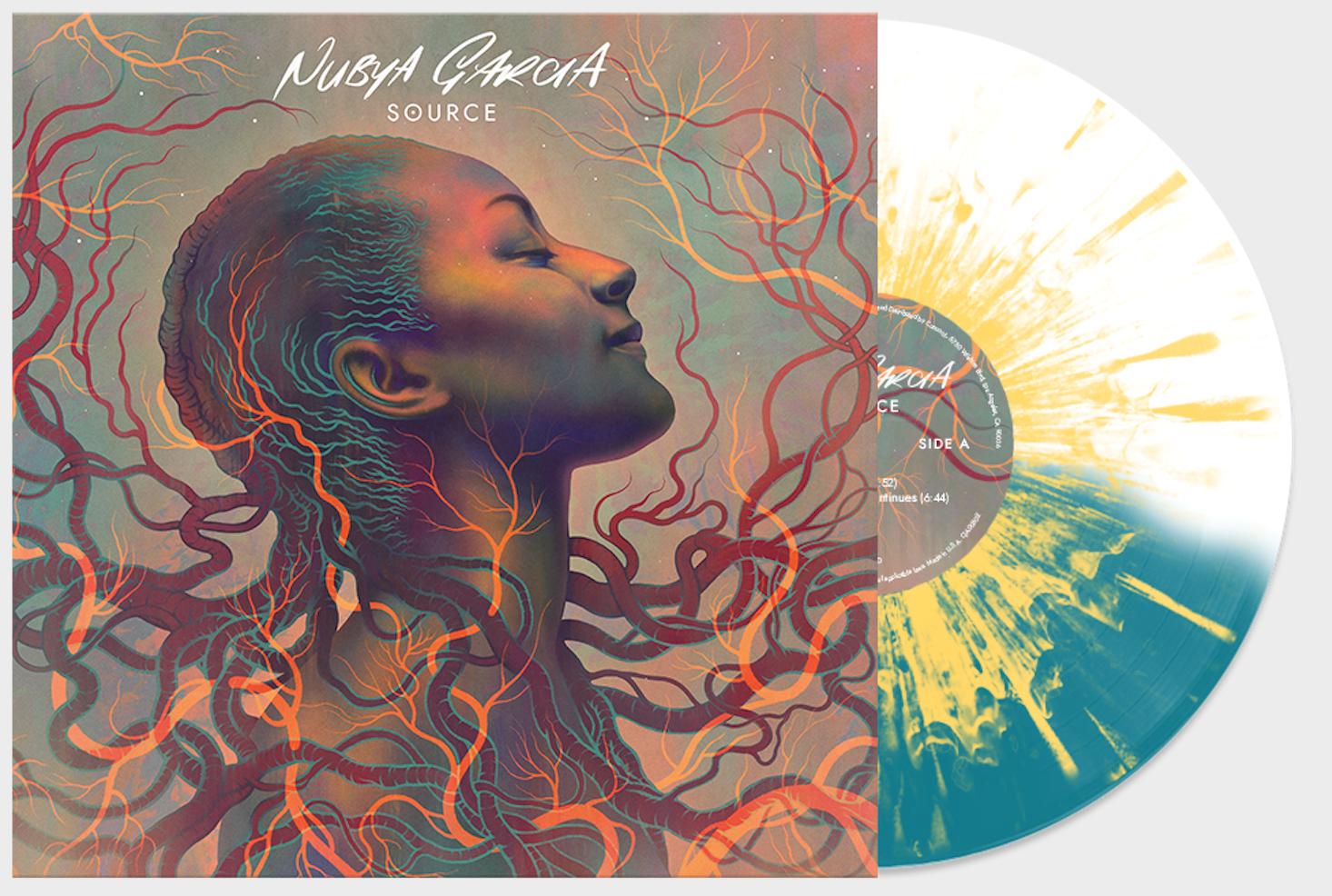 Concord Nubya Garcia - Source (Coloured Vinyl)