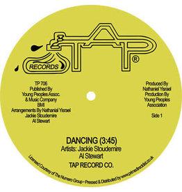 TAP Records Jackie Stoudemire, Al Stewart - Dancing