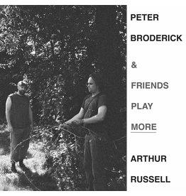PB Peter Broderick & Friends - Play More Arthur Russell