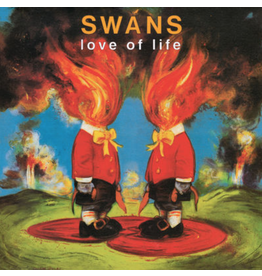 Mute Records Swans - Love Of Life