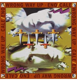 All Saints Records Eno/Cale - Wrong Way Up