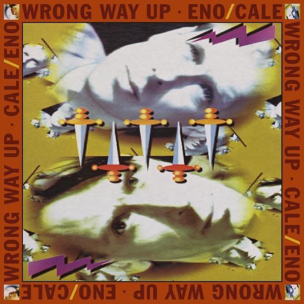 All Saints Records Eno/Cale - Wrong Way Up