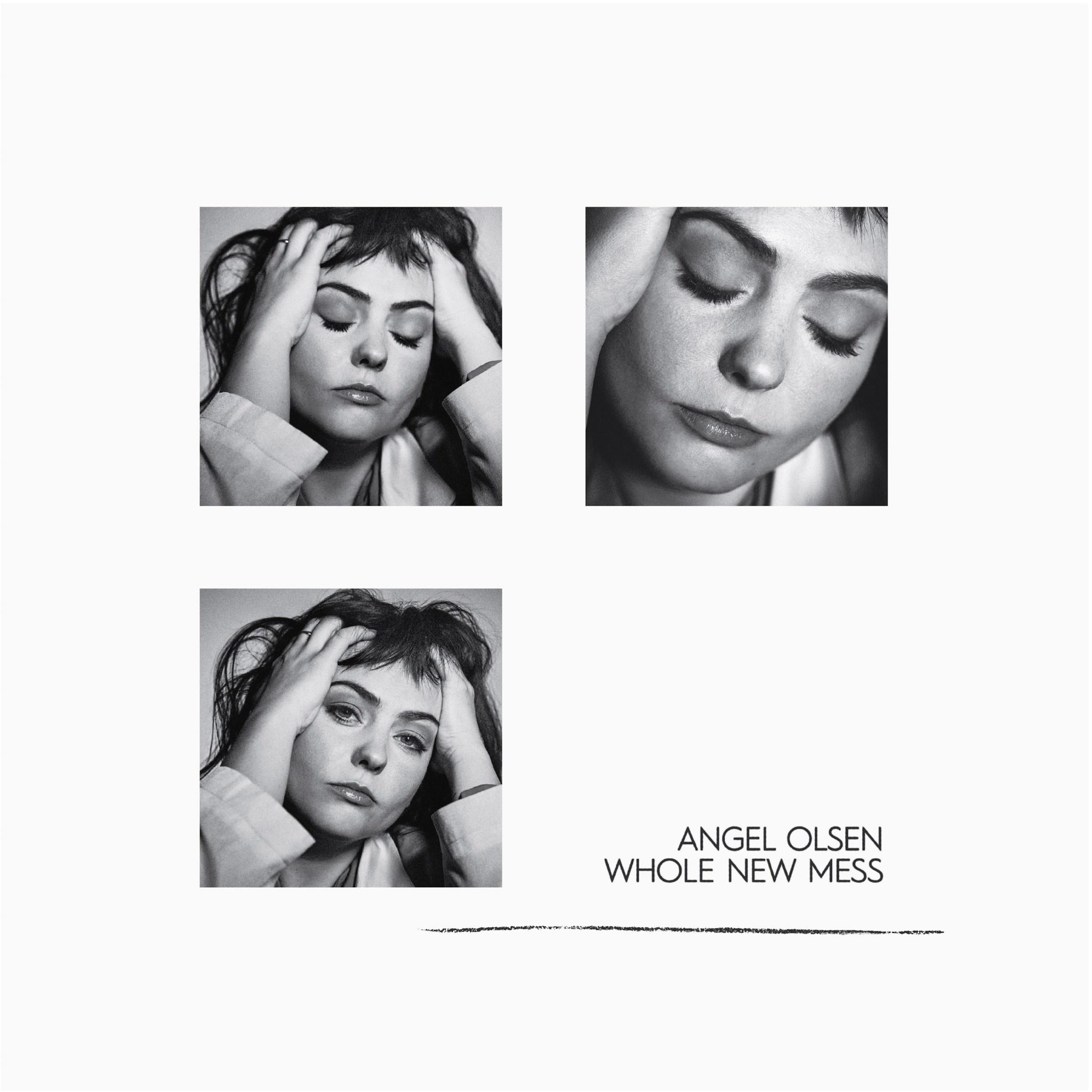 Jagjaguwar Angel Olsen - Whole New Mess (Coloured Vinyl)
