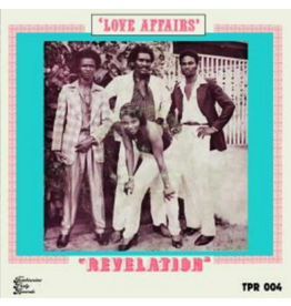 Tambourine Party Revelation - Love Affairs