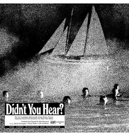 Sacred Bones Records Mort Garson - Didn't You Hear