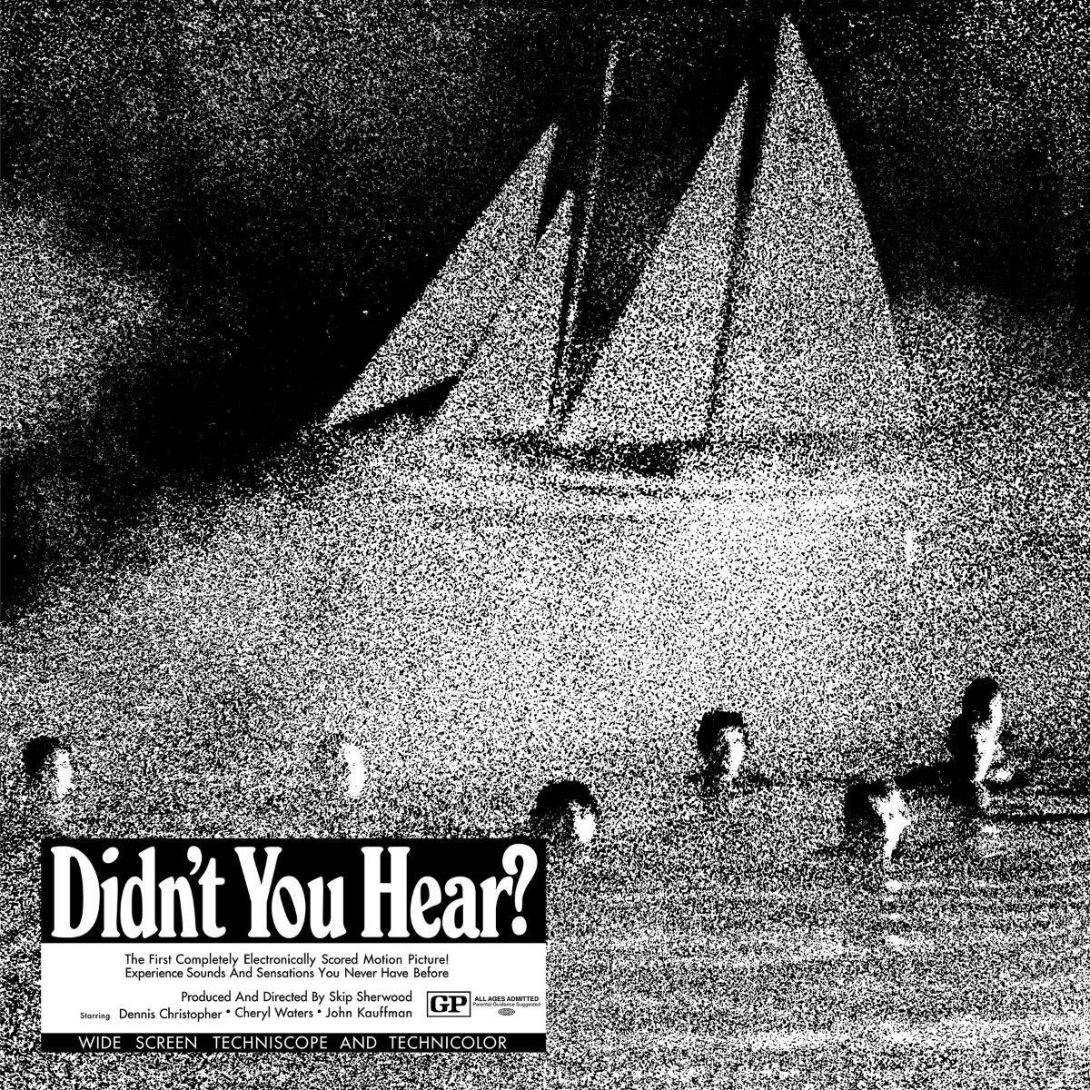 Sacred Bones Records Mort Garson - Didn't You Hear (Coloured Vinyl)
