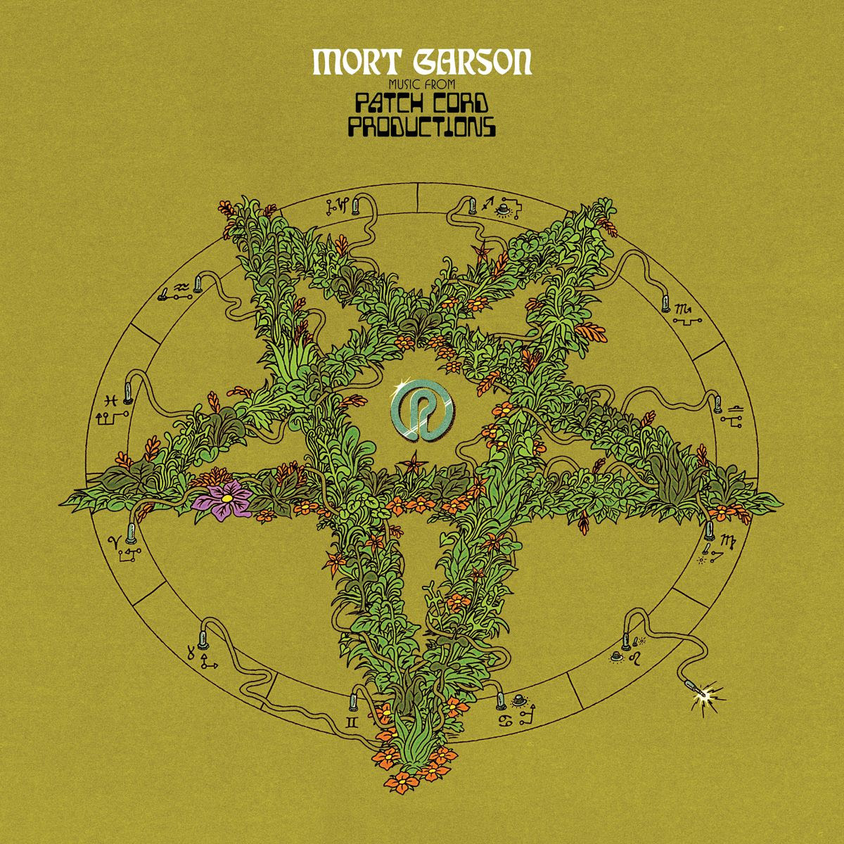 Sacred Bones Records Mort Garson - Music From Patch Cord Productions (Coloured Vinyl)