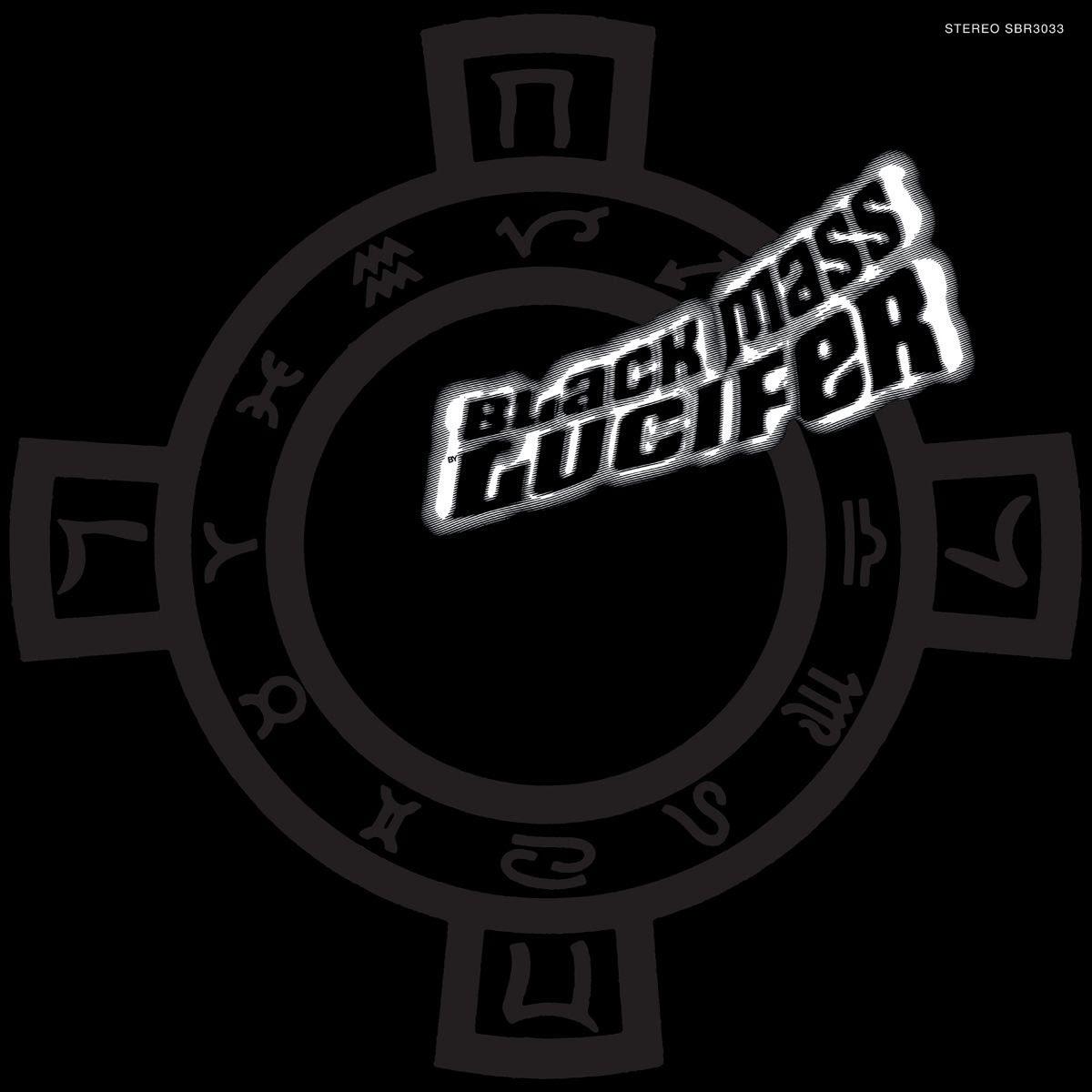 Sacred Bones Records Lucifer (Mort Garson) - Black Mass (Coloured Vinyl)