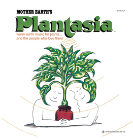 Sacred Bones Records Mort Garson - Mother Earth's Plantasia (Audiophile Edition)
