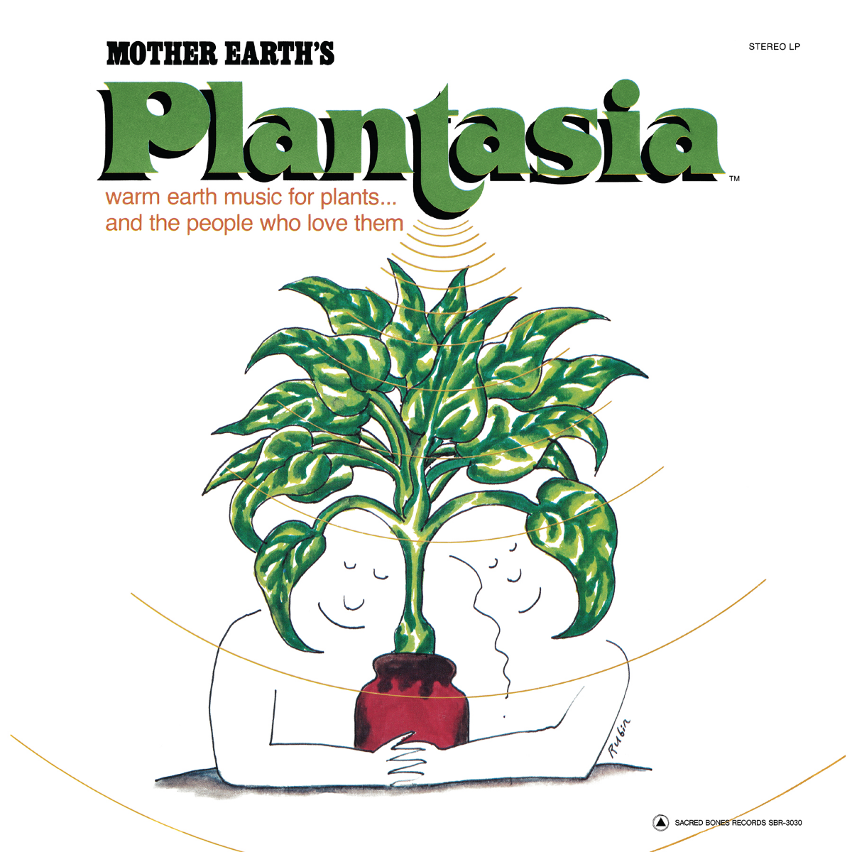 Sacred Bones Records Mort Garson - Mother Earth's Plantasia (Audiophile Edition)