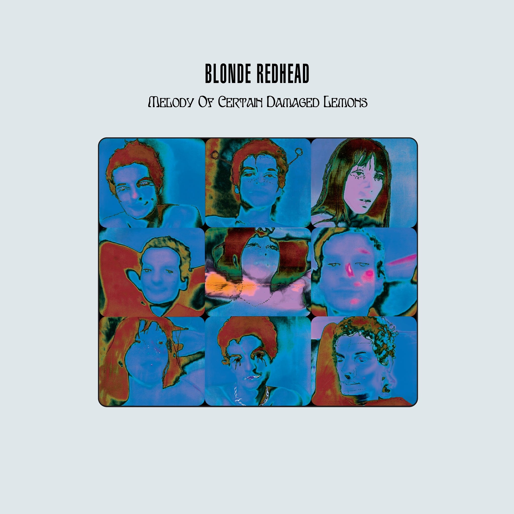 Touch and Go Records Blonde Redhead - Melody of Certain Damaged Lemons (20th Anniversary Edition)