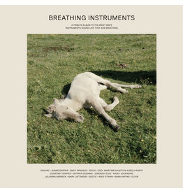 Touchtheplants Various - Breathing Instruments