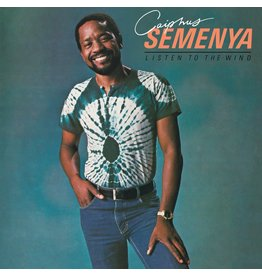Be With Records Caiphus Semenya - Listen To The Wind