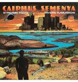 Be With Records Caiphus Semenya - Streams Today… Rivers Tomorrow