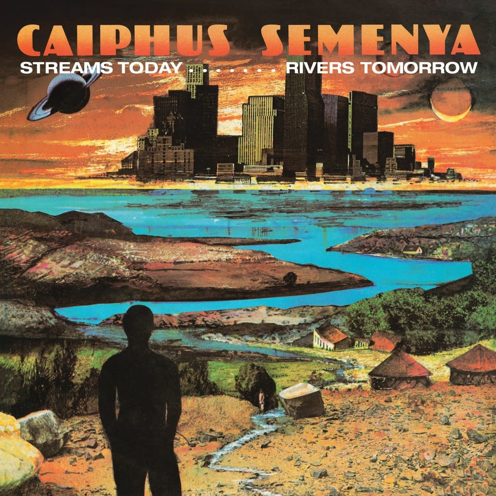 Be With Records Caiphus Semenya - Streams Today… Rivers Tomorrow
