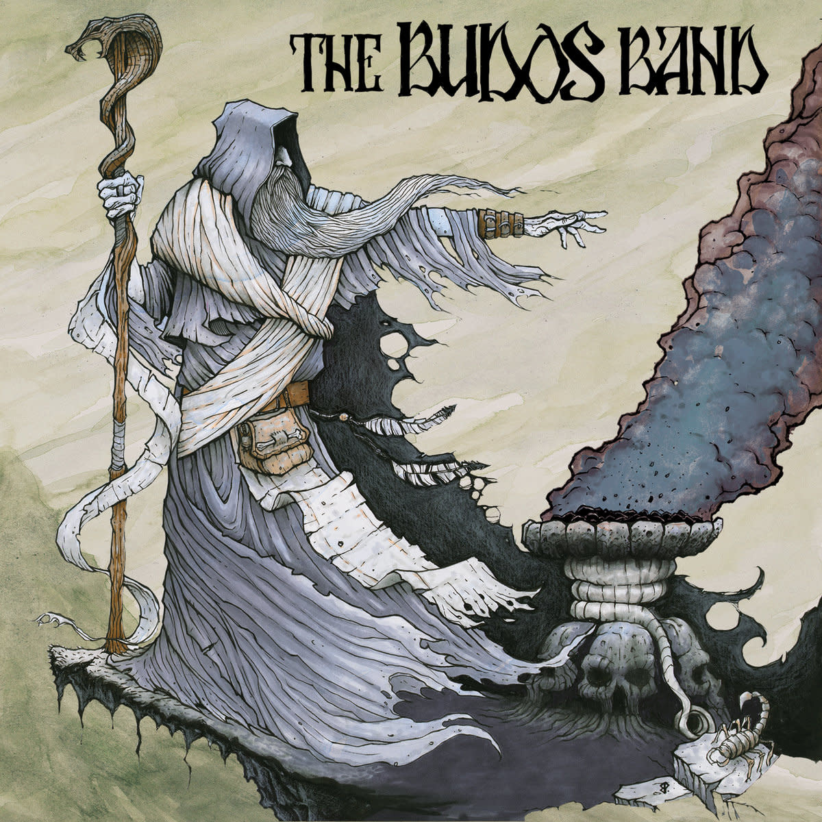 Daptone Recordings The Budos Band - Burnt Offering