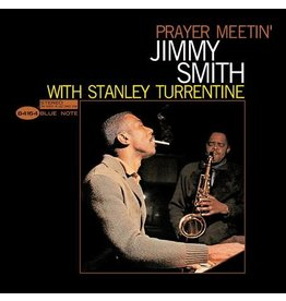 Blue Note Jimmy Smith with Stanley Turrentine - Prayer Meetin' (Tone Poet Edition)