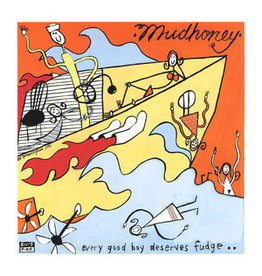 Sub Pop Records Mudhoney - Every Good Boy Deserves Fudge (Coloured Vinyl)