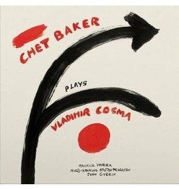 Wagram Music Chet Baker - Chet Baker Plays Vladimir Cosma