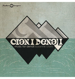 Finders Keepers Records Suzanne Ciani - Music For Denali