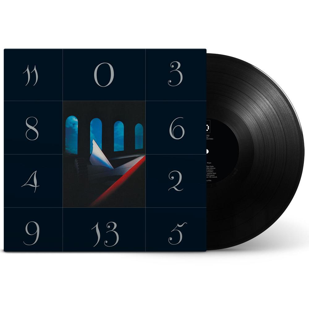 Warner New Order - Murder
